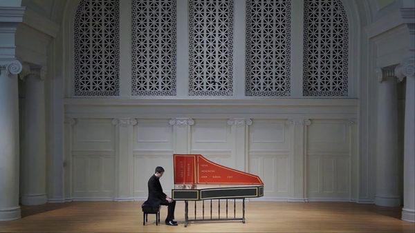 The Harpsichordist